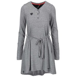 Rochie cu mânecă lungă RAGWEAR Sista - gri