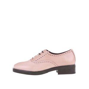 Pantofi brogue crem OJJU