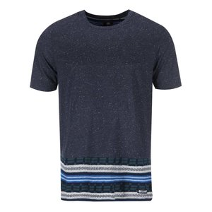 Tricou cu dungi Element Wright, bleumarin pestriț