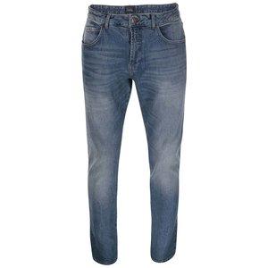 Jeanși bărbătești Frank, de la !Solid, decolorați - albastru deschis