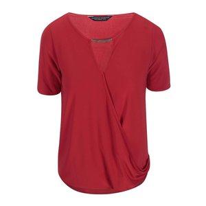 Bluză roșie Dorothy Perkins