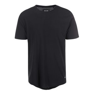 Tricou ONLY & SONS Curved negru