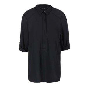 Bluză neagră cu imprimeu Dorothy Perkins