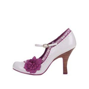 Pantofi Ruby Shoo Poppy crem