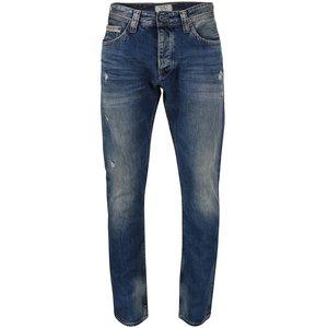 Blugi Pepe Jeans Lyle albaștri slim bărbătești