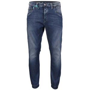 Blugi Pepe Jeans Gunnel albaștri slim bărbătești