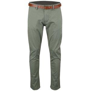 Pantaloni Selected Yard khaki slim fit