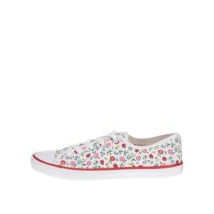 Teniși Cath Kidston de damă cu pattern floral