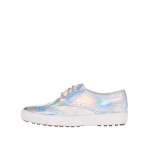 Pantofi sport Tamaris argintii colorați
