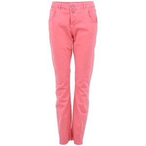 Pantaloni ONLY Lise - roz