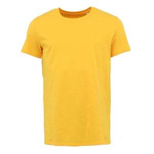 Tricou bărbătesc Leads Stanley & Stella - galben