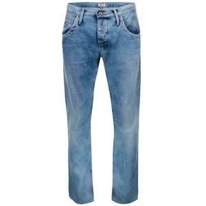 Blugi bleu pentru bărbați Pepe Jeans Tooting