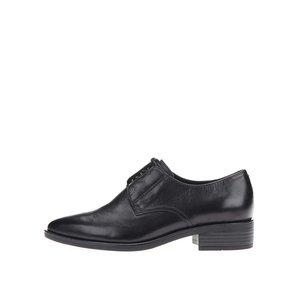 Pantofi Oxford de damă din piele neagră de la Vagabond Olga