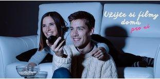 Užijte si filmy doma