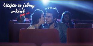 Užijte si filmy v kině