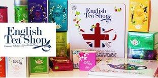 English Tea Shop: organické čajové blaho z Londýna