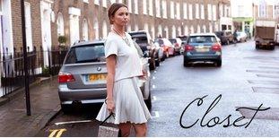 Closet: šaty made in London
