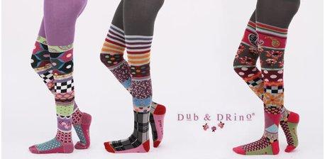 Dub & Drino: rovnýma nohama do barev!