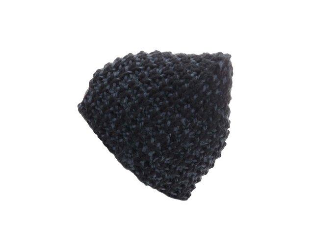 Modro-černá dámská čepice Ragwear Ashley