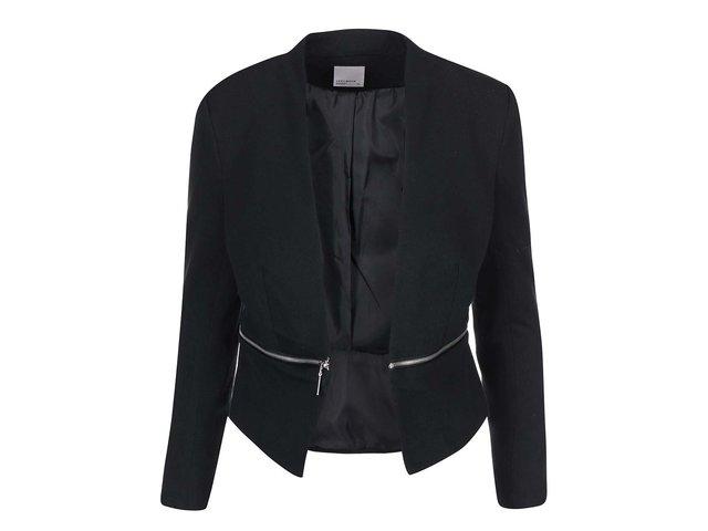 Černý blejzr Vero Moda Victoria