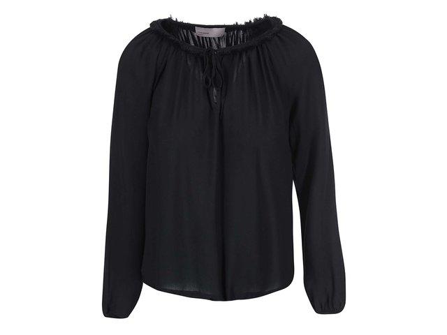 Černá halenka Vero Moda Louise