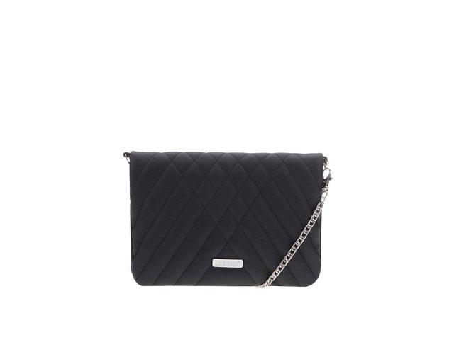Černá malá prošívaná kabelka Dara bags Coctail Chic