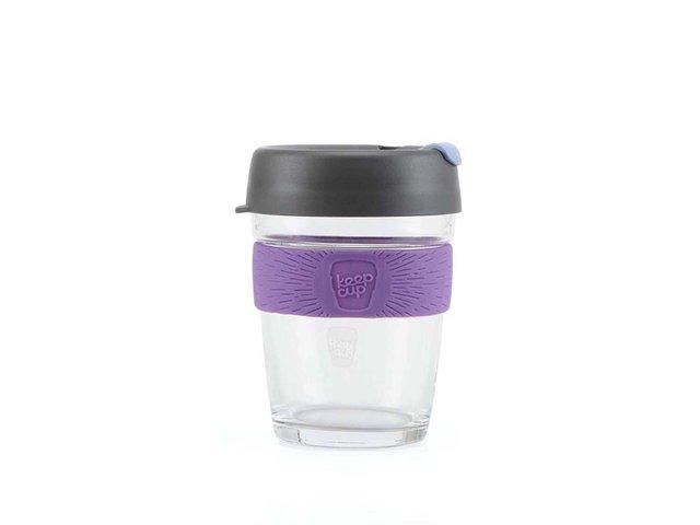 Designový cestovní skleněný hrnek KeepCup Brew Potion Medium