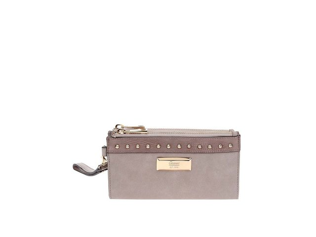 Béžová peněženka Gionni Abra
