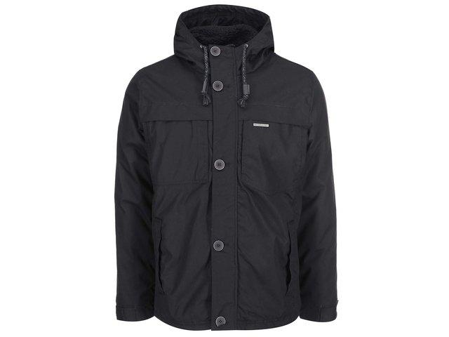 Černá pánská bunda Ragwear Appa