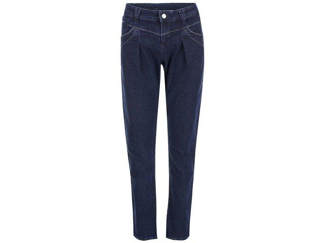 Tmavě modré dámské denim kalhoty Horsefeathers Love
