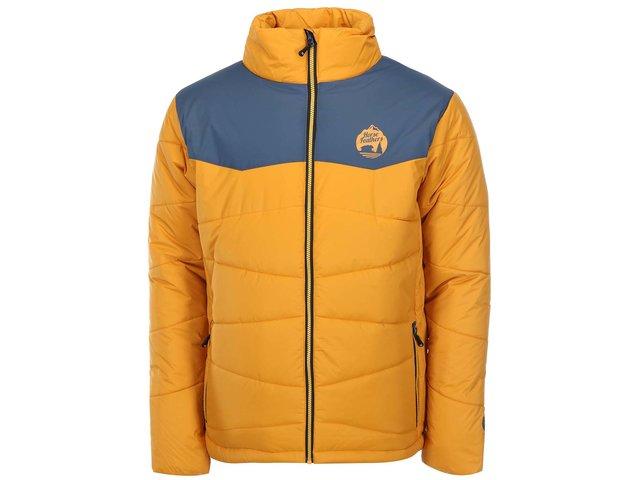 Žlutá pánská prošívaná bunda Horsefeathers Cathode