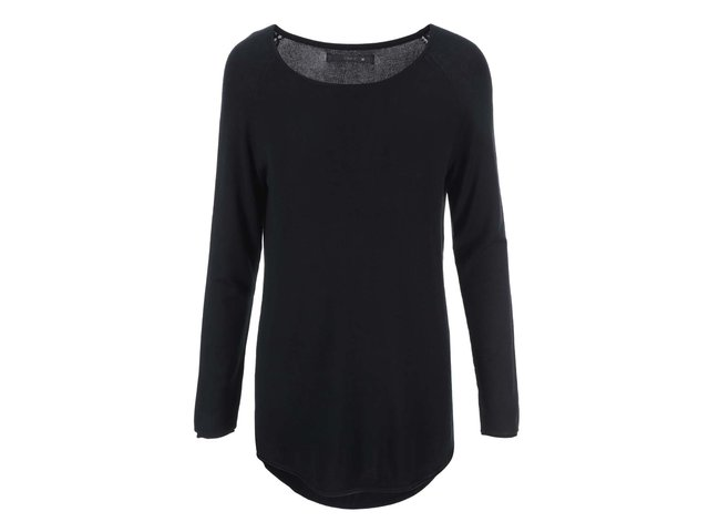 Černý dlouhý svetr ONLY Mila