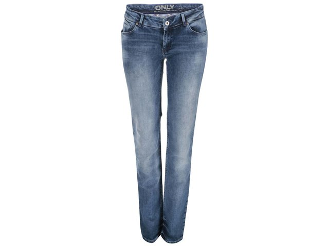 Modré džíny ONLY Lene