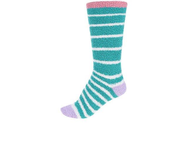 Tyrkysové dámské teplé ponožky Braintree Bangora