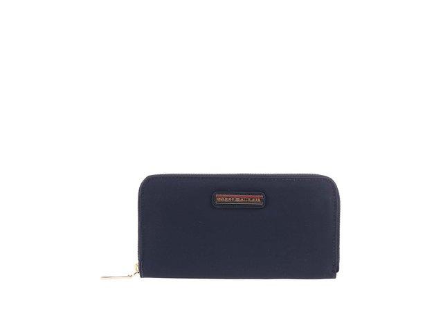 Tmavě modrá dámská peněženka Tommy Hilfiger Poppy
