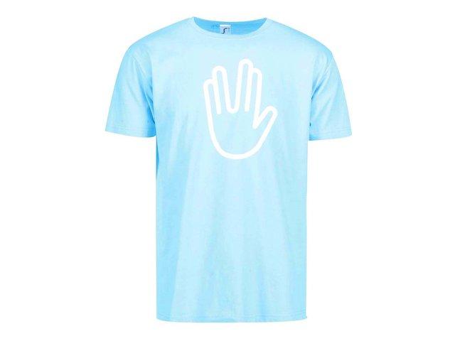 Modré pánské triko ZOOT Originál Star Trek