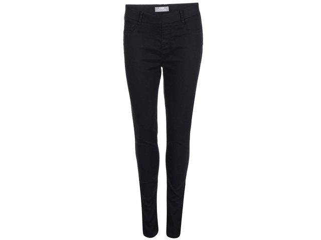 Černé strečové kalhoty Dorothy Perkins