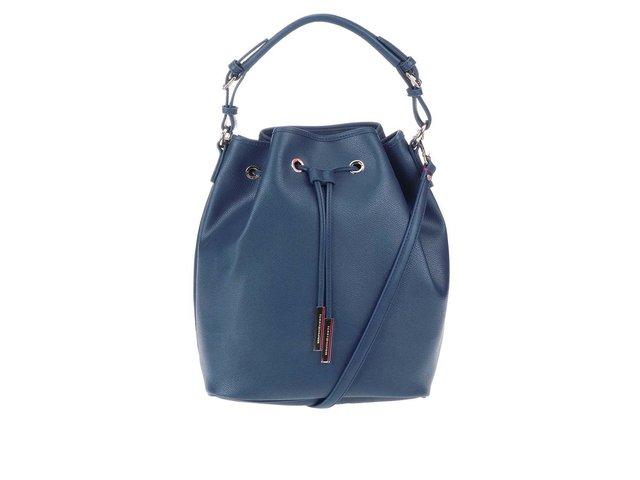 Modrá kabelka Tommy Hilfiger Irene