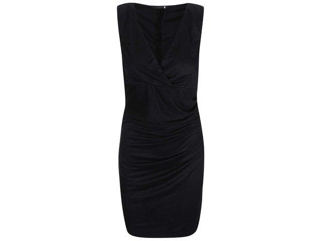 Černé šaty ONLY Fair