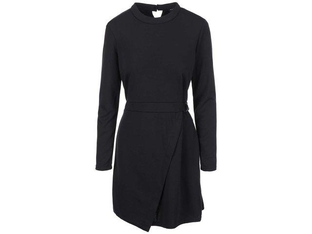 Černé šaty VILA Dara