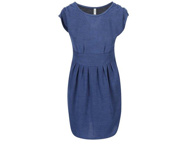 Modré šaty Lavand