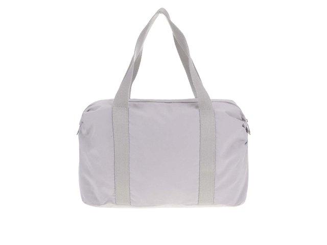 Šedá taška na zip Pieces Alia
