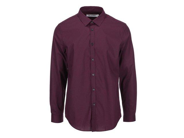 Fialová košile Ben Sherman