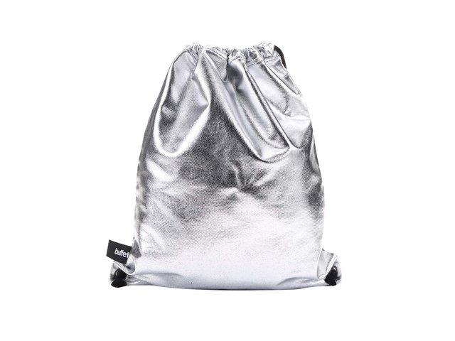 Unisex batoh ve stříbrné barvě Grape
