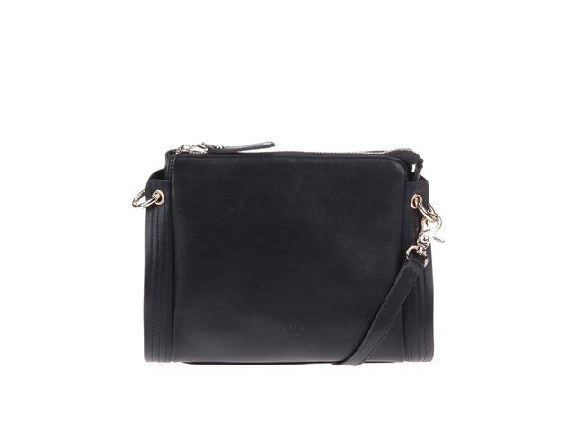 Černá menší kabelka přes rameno DSUK