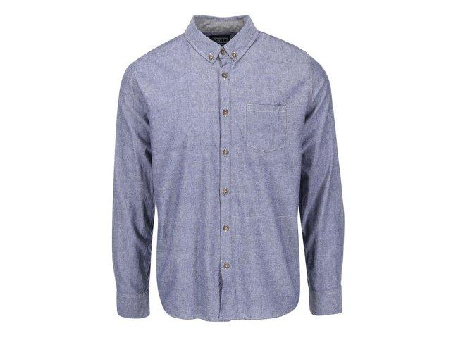 Modrá košile D-Struct Calcutta