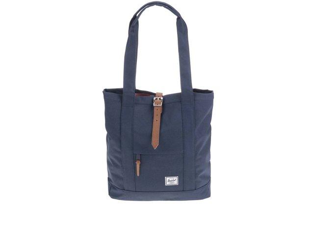 Tmavě modrá taška Herschel  Market