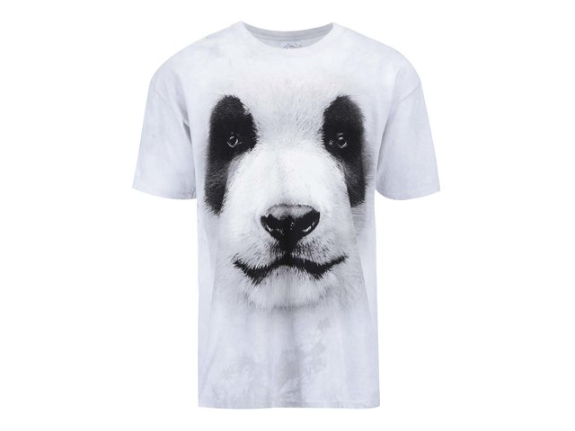 Unisex triko The Mountain Panda
