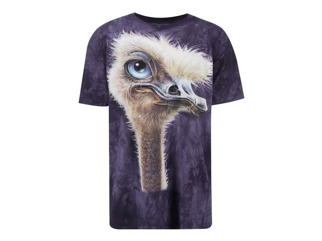 Unisex triko The Mountain Ostrich
