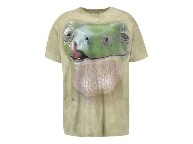 Unisex triko The Mountain Frog
